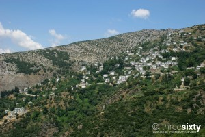 pelion damma mia villas makrinitsa village